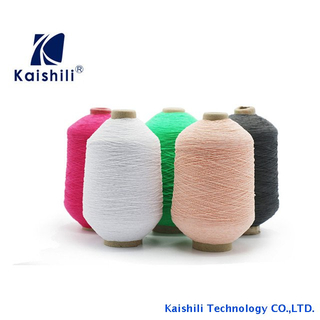 Socks Yarn Rubber Elastic Covered Yarn 120# From Chinese Factory