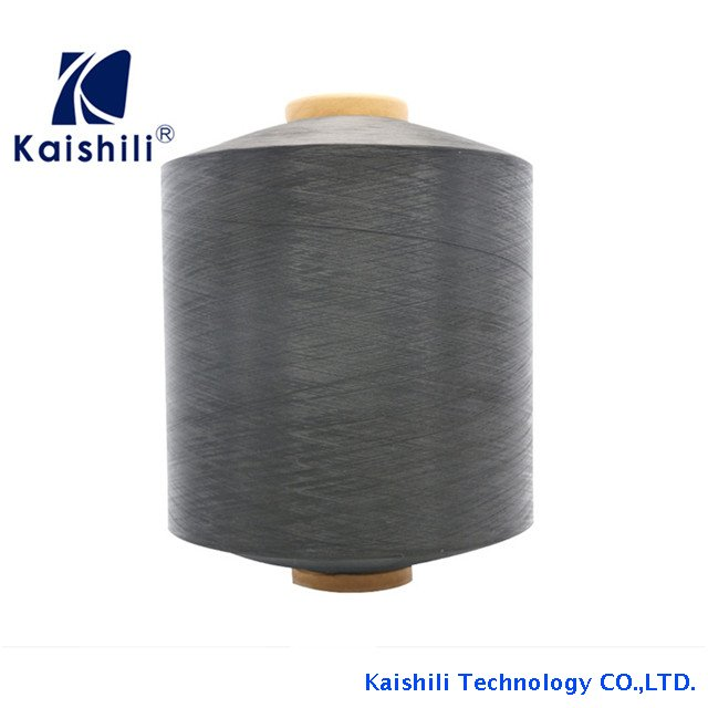 Polyester DTY 30D Stretch Yarn, Popular Polyester Socks Yarn, for Knitting Weaving