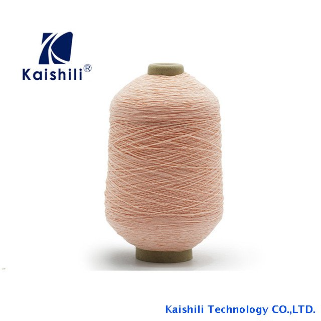 China Mainland Manufacturer Cheap Rubber Covered Knitting Yarn for Socks