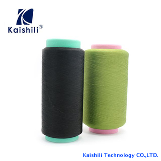 High Quality Singe Covered Nylon Spandex Covered Yarn for Knitting