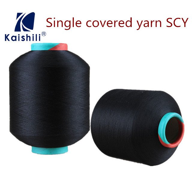 Spandex Covered Nylon SCY for Sport Stocking Yarn