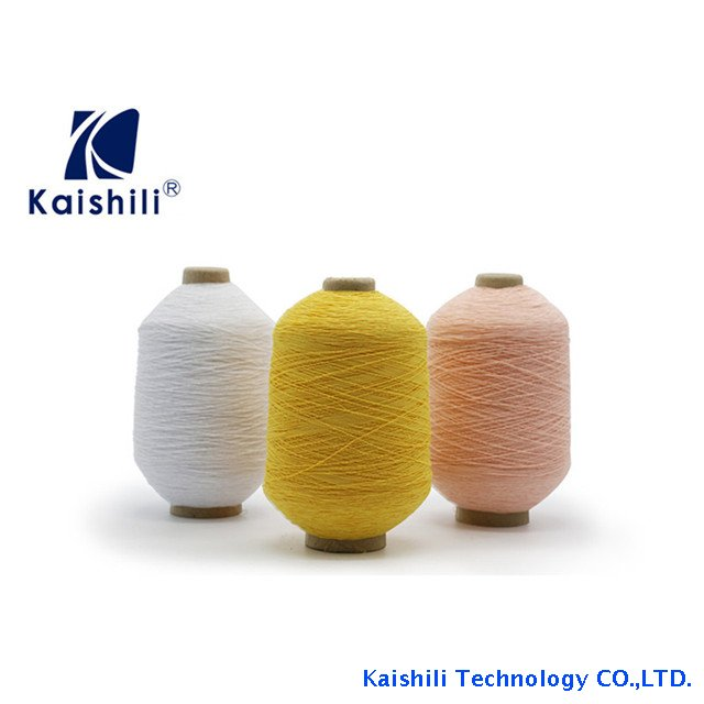 Good Quality Nylon Lycra Double Covered Yarn 120/75/75