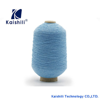90#/100#/110# Simple Color Elastic Spandex Rubber Covered Yarn for Socks And Gloves